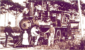 1900? train engine